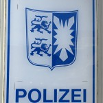 Polizeischild