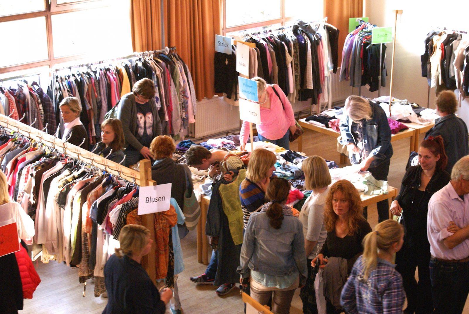 Frauenkleidermarkt ellerbek 2018