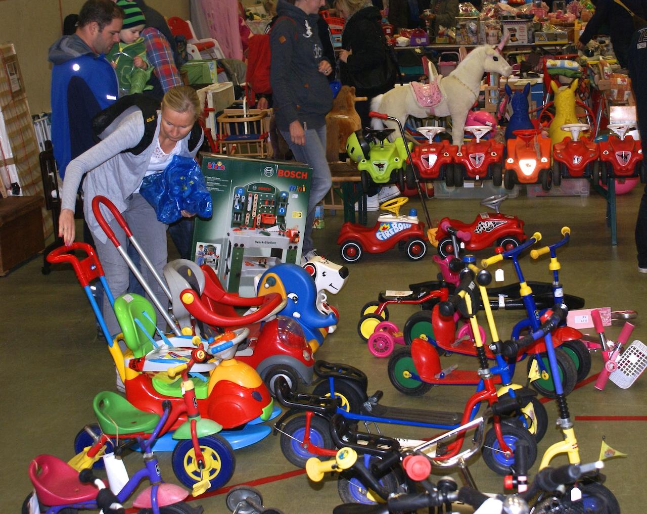 Kinderkleidermarkt Ellerbek