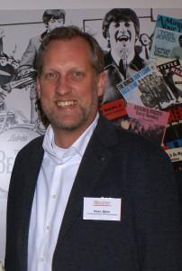 Björn Kass ist Vorsitzender des Bau- und Wegeausschusses