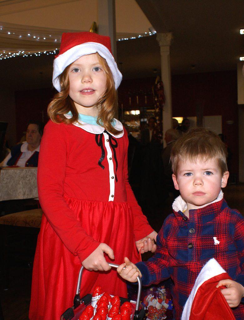Gemütliche Weihnachtsfeier für Senioren - Dorfgeflüster