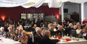 Auch in diesem Jahr feiert die Gemeinde Hasloh das neue Jahr mit einem Empfang. Foto: Archiv