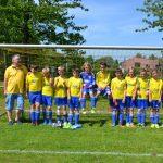 TuS Hasloh Fußball Turnier Kicker