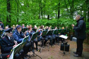 Pfingstkonzert Pfingstwald Hasloh Musikzug Freiwillige Feuerwehr