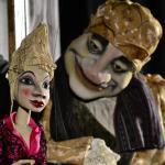 Spannendes Puppentheater für Große Foto: PR