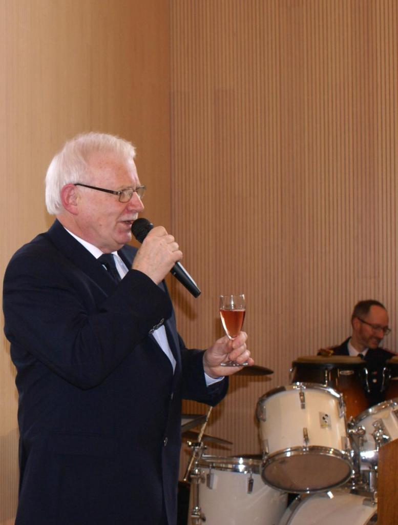 Bürgermeister Bernhard Brummund