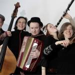 Die Band Mischpoke spielt Klezmer in Ellerbek