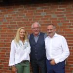 Freuen sich über ihre Wahlerfolge (v.l.:) Kirstin Weisner (CDU), Günther Hildebrand (FDP) und Steffen Jahn (SPD)