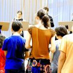 Ein spannendes Konzert für kleine Besucher Foto: Drostei