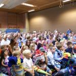 Der erste Schultag war für die Hasloher Familien ziemlich aufregend!