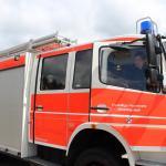 Schwerer Verkehrsunfall auf der Kieler Straße in Bönningstedt