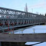 Schnelsen Frohmestraße Sperrung der Brücke
