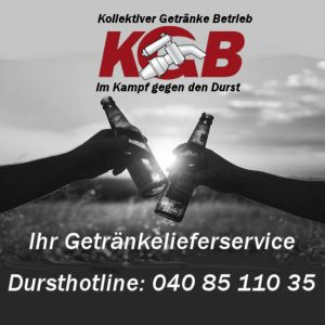 KGB Getränke Bönningstedt