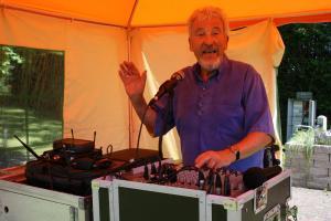 DJ Hardi Hartmann war auch in diesem Jahr mit von der Partie.