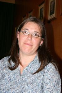 Tina Richter vom Fachbereich Tiefbauten berichtete über den Zustand des Garstedter Wegs.