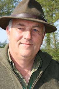 Jagdpächter Kai Fleßner berichtete über die Wolfssichtung in Bönningstedt.
