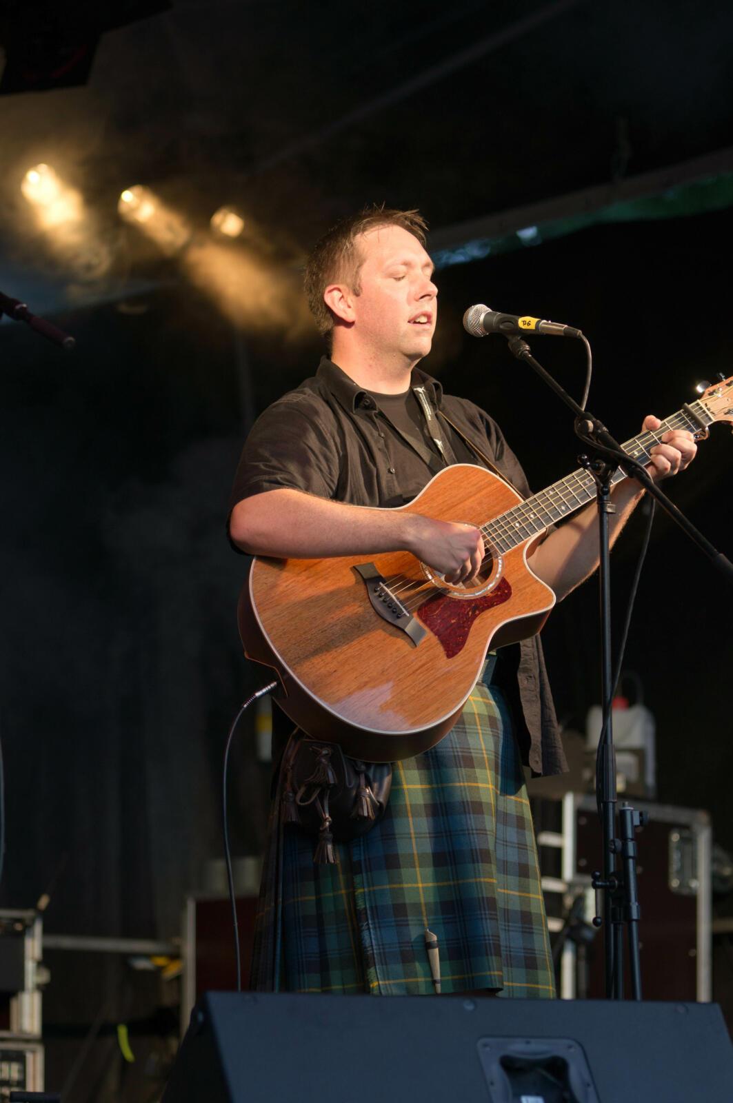 Andrew Gordon macht auf seiner großen Konzertreise Halt in Quickborn.
