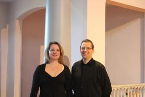 Ulrike Meyer und Michael Schmult treten am 22. September auf.