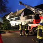 Küchenbrand in Ellerbek