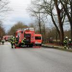 Bönningstedt: Vollsperrung Kieler Straße