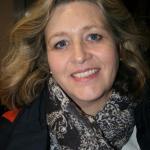 Cecilia Malmberg begleitet den Planungs- und Bauprozess an der Gemeinschaftsschule Rugenbergen.