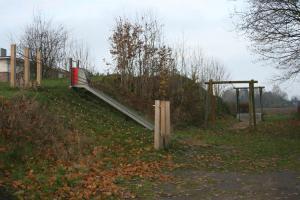 Der Robsinon-Spielplatz in Hasloh soll schöner werden.