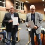 Kay Löhr ist neuer Bürgermeister von Hasloh