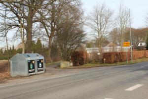 Bönningstedt: Altglascontainer von GAB wieder aufgestellt