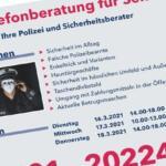 Kreis Pinneberg – Polizei-Präventionsaktion für Senioren