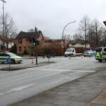 Fahrzeugverfolgung mit Schussabgaben in Hamburg-Schnelsen