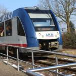 AKN-Linie A1 fährt wegen Bauarbeiten nicht bis zum Hamburger Hauptbahnhof